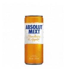 Absolut Mixt - Cloudberry & Apple