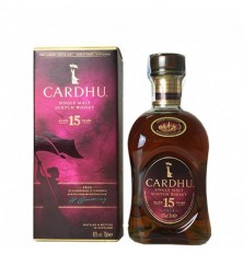 Cardhu 15 Years box of 6